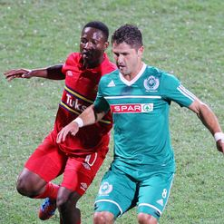 Van Heerden: Match-winning goal