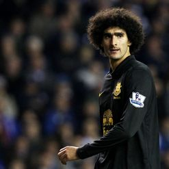 Fellaini: Everyone wants to play in the Champions League