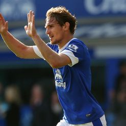Jelavic: On target against Spurs