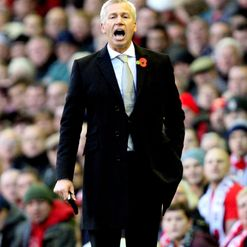 Pardew: Knows St Mary's well