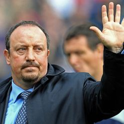 Benitez: Baptism of fire