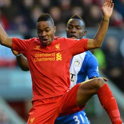 Sterling: In top form