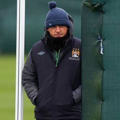 Mancini: Has no place to hide