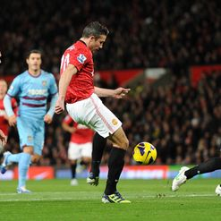 Van Persie: Early breakthrough