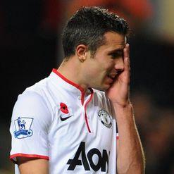 Van Persie: Could miss his first United game