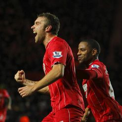 Lambert: Scored Saints' opener