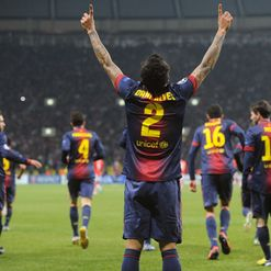 Barca: Flying high