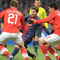 Messi: Bags another brace