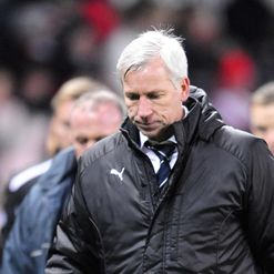 Pardew: Disconsolate