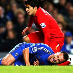 Suarez: Didn't dive this time