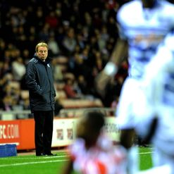 Redknapp: Watchful eye