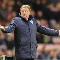 Redknapp: Upbeat about Hoops future