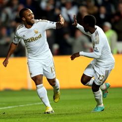 Routledge: Two-goal hero