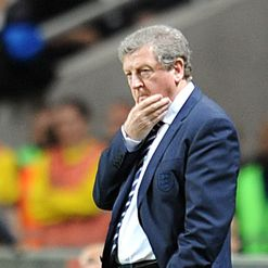Hodgson: The Sweden game was not one of his best days