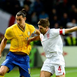 Ibrahimovic &amp; Gerrard: Veterans