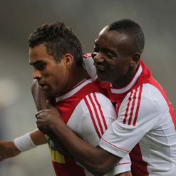 Ajax CT: Celebrating the goal