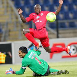Nkoana: Bagged the opening goal