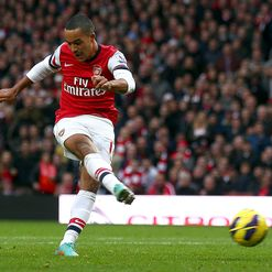 Theo Walcott: Nine goals so far this season