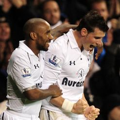 Defoe: Won't miss Bale, too much