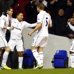 Bale: Bagged Spurs' second