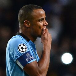 Kompany: Battling to shake off calf injury
