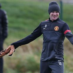 Rooney: Fit as a fiddle