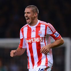 Walters: Scored at the right end