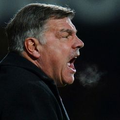 Allardyce: Expected more