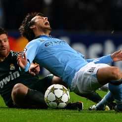 Silva: On the end of an Alonso tackle