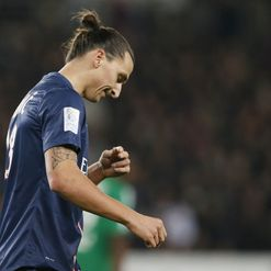 Ibrahimovic: 11th red card