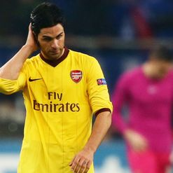 Arteta: Missing man for Arsenal
