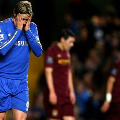 Torres: Trying too hard