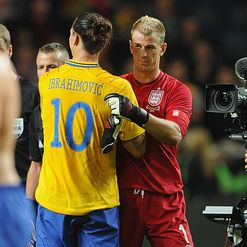 Hart: Undone by Ibrahimovic