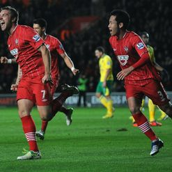 Lambert: Opened the scoring