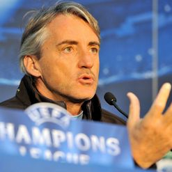 Mancini: Disappointed, not humiliated