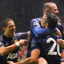 Van Persie: Thriving in attack