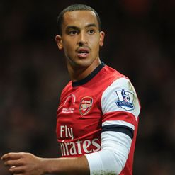 Walcott: Injured again