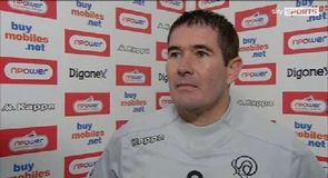 Clough: We never gave up