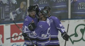 Elite League Ice Hockey Show: 16th November 2012