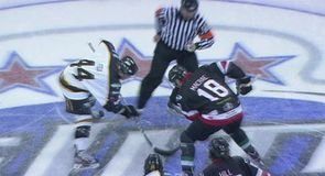 Elite League Ice Hockey Show: 9th November 2012