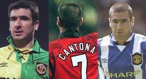 Eric Cantona: Has provided English football with some memorable moments