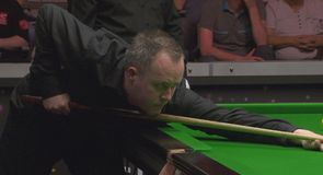 Premier League Snooker - Higgins v Ebdon