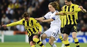 Real Madrid v Borussia Dortmund
