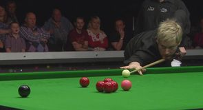 Premier League Snooker - Robertson v Junhui