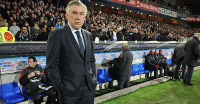 PSG Reject Ancelotti Request
