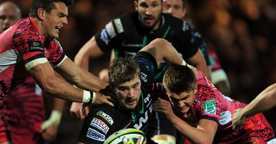 Allen pens Ospreys deal