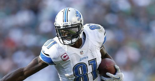 Calvin Johnson: Detroit receiver creates chances for team-mates just by being on the field
