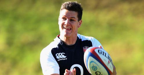 Burns: future 10 for England?