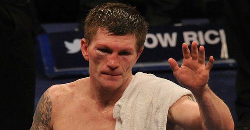 Hatton: Comeback didn&#39;t work out but his legacy isn&#39;t tarnished, says Johnny