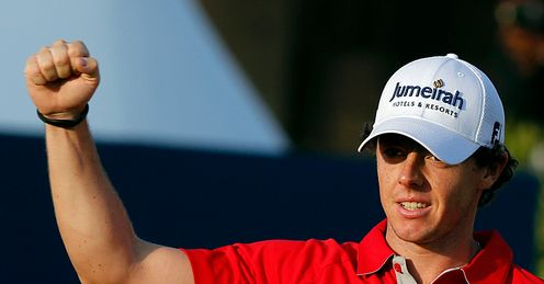 McIlroy: Leading the way once more
